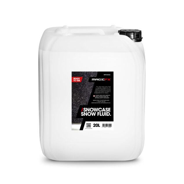 MAGICFX® SNOWCASE - Snow Fluid 20 L