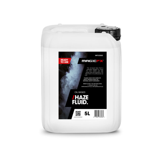 MAGICFX® Pro Haze Fluid - Oil Based 5 L