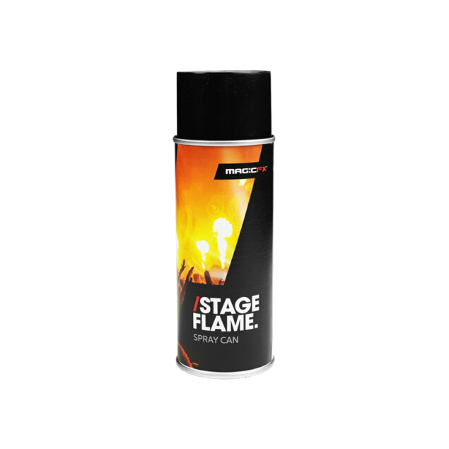 STAGE FLAME Spray Can 400 ml